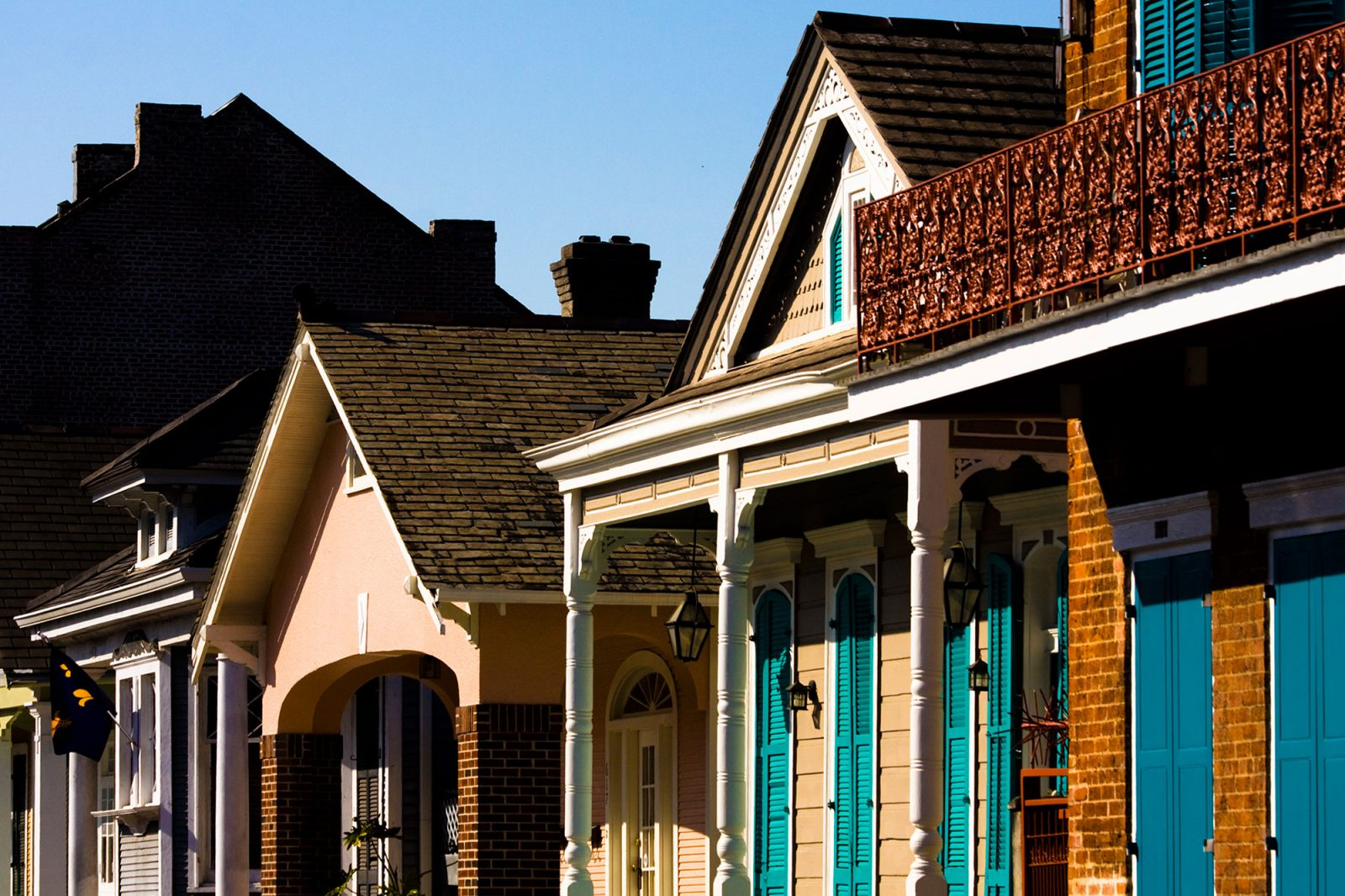 Quintessential New Orleans Homes