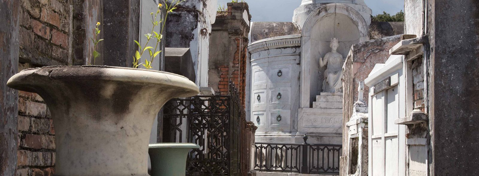 Preservation of the Saint Louis Cemeteries | Preservation Resource