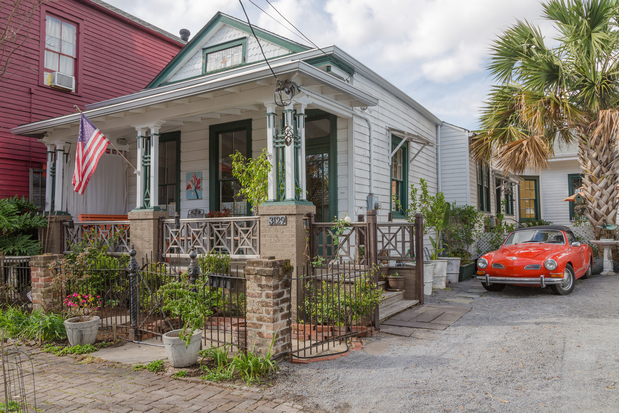 Shotgun Home Shotgun House Tour 3129 Ponce De Leon Preservation Resource