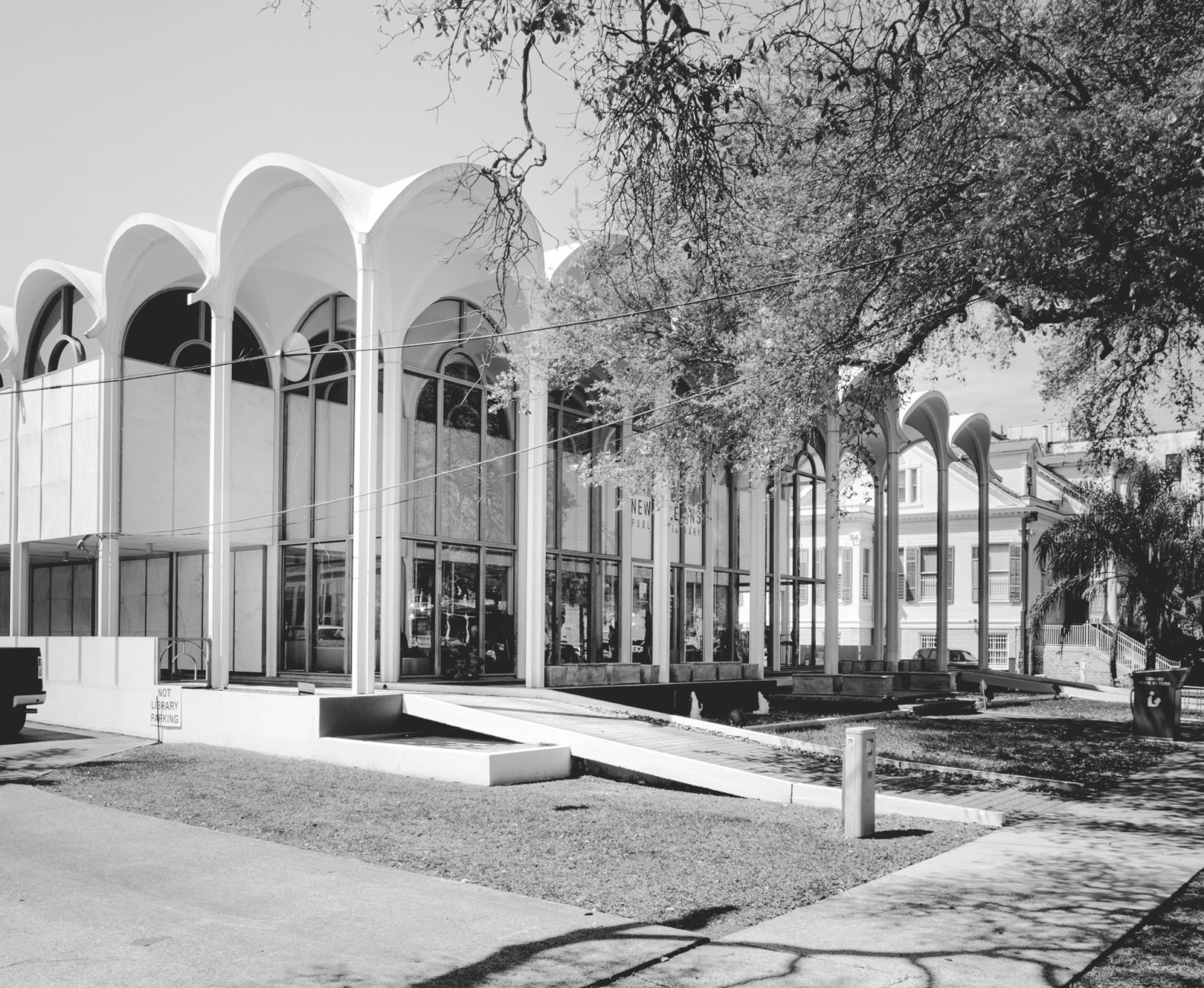 Modern Architecture New Orleans 5 favorite mid-century modern structures in new orleans