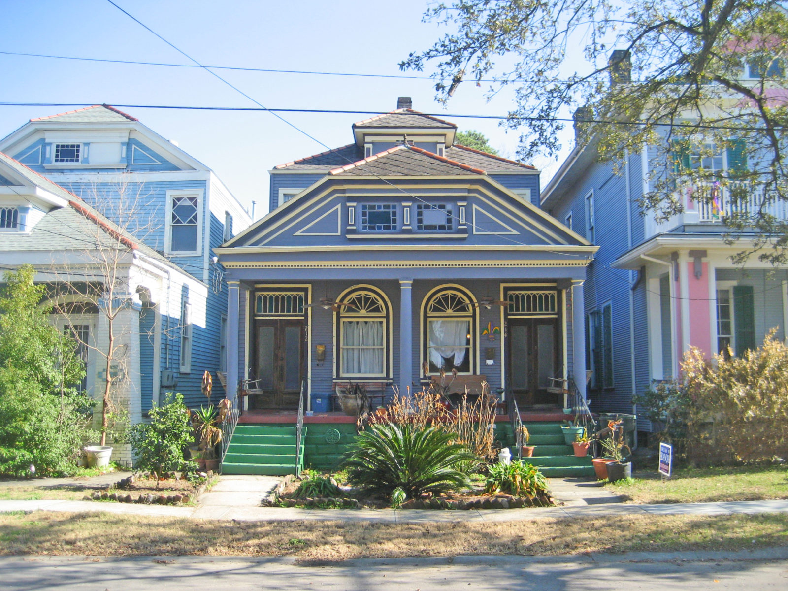 how did the camelback house come about new orleans truths vs tales
