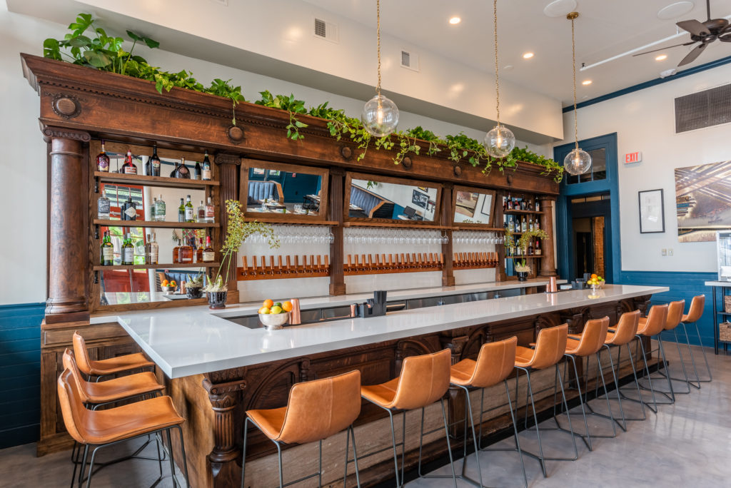 New Wine Pub Copper Vine Opens In Historic Restaurant Location