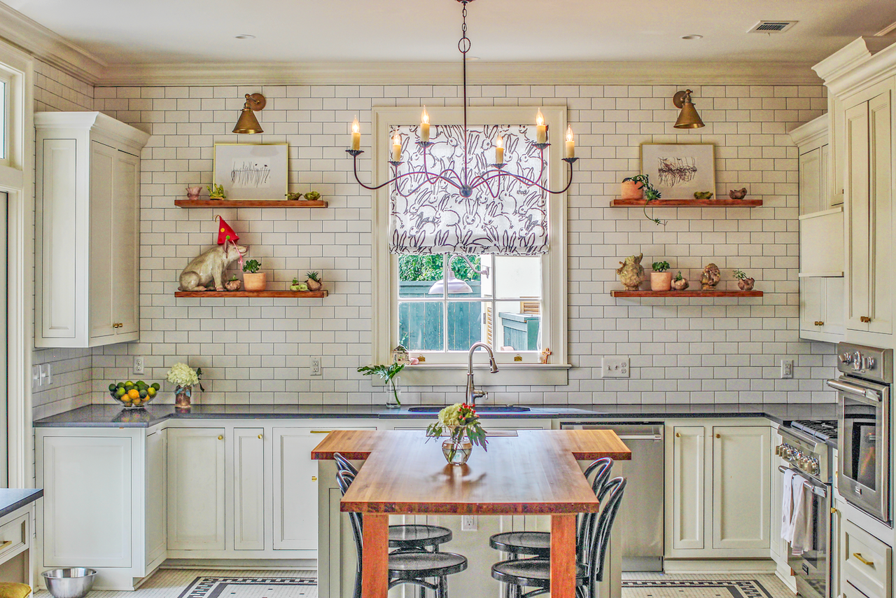 Chic renovation brings modern comforts to century-old ... on